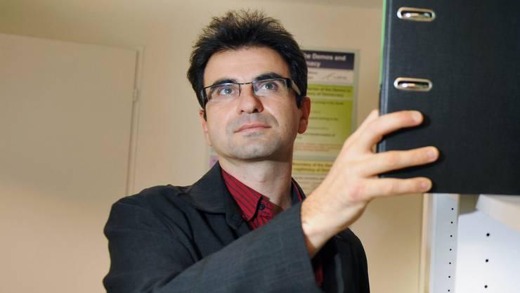 Joachim Blatter ist Professor für Politikwissenschaften an der Universität Luzern. Archivbild Corinne Glanzmann