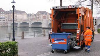 Die Mitarbeiter der Stadtreinigung stehen vor neuen Aufgaben: Mit einem neuen Tool soll die Stadt sauberer werden. (Symbolbild)