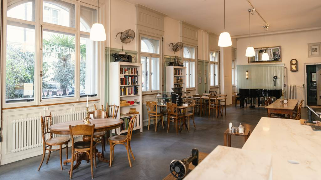Kaffehaus SG