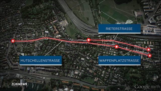 Wollishofen kämpft für Tempo 30