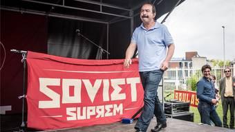 Gewerkschaftsboss Philippe Martinez ist stark – und trotzdem schwach.