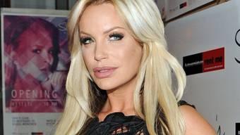 """Model Gina-Lisa Lohfink hofft, als Nackedei bei """"Adam sucht Eva"""" ihren Traummann zu finden. (Archivbild)"""