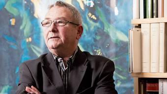 Soll den FC Suhr wieder in ruhigere Gewässer führen: Der neue Präsident Hansueli Bircher.