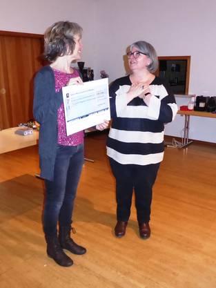 Spende an die Fachstelle für das Pflegekind im Kanton Aargau