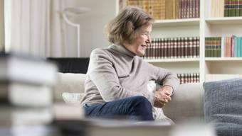 Nach engagierter Debatte über Frauen und Politik gibt alt Bundesrätin Elisabeth Kopp ihre derzeit wichtigste private News preis: «Ich bin Urgrossmutter geworden!»