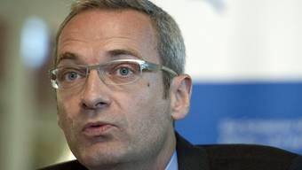 Swissmem-Direktor Peter Dietrich.