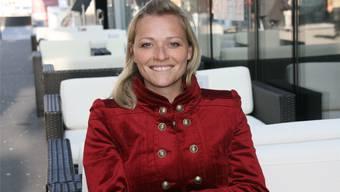 Susanne Kunz beim Treffen in Zürich. Sie freut sich auf den Auftritt in Döttingen.