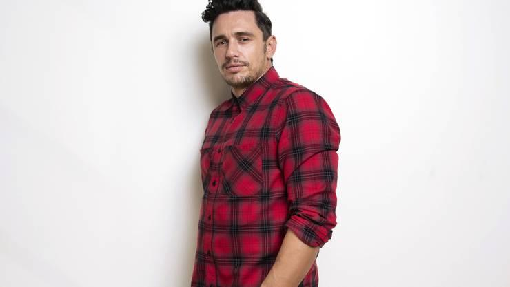 US-Schauspieler James Franco wurde sexuelle Belästigung vorgeworfen. Er ist sich keiner Schuld bewusst, will die Sache aber in Ordnung bringen. (Archivbild)