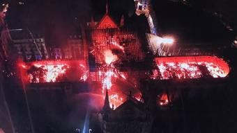 Das Inferno von Notre-Dame