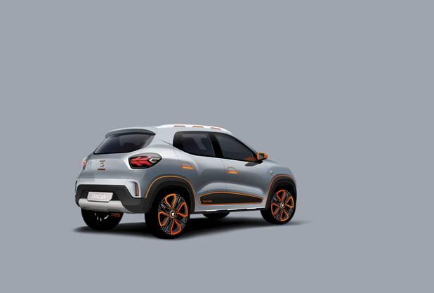 Einer der grössten Vorbehalte gegenüber Elektroautos bleibt deren vergleichsweise hoher Preis. Das dürfte sich mit dem Dacia ändern.