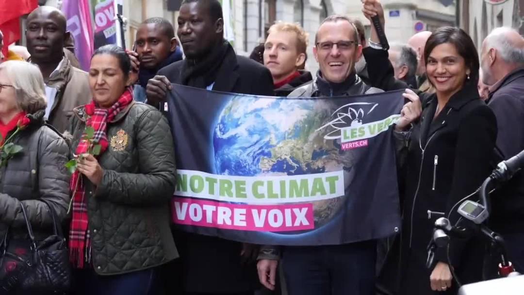 Rot-Grün dürfte Ständeratswahlen in Genf gewinnen
