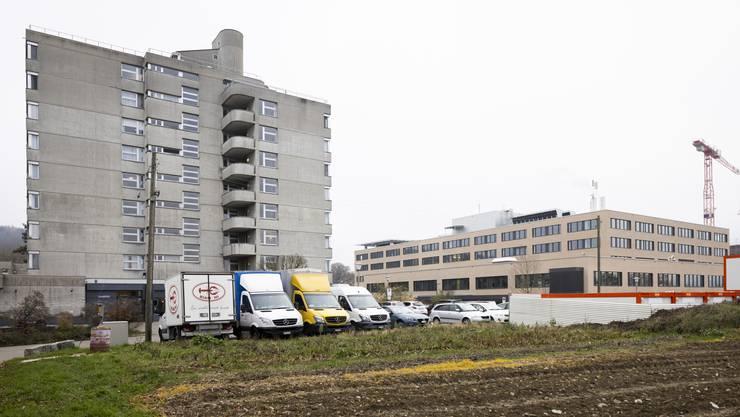 Das Land, auf welchem das Alterszentrum Sandbühl steht, gehört ab 2025 dem Spitalverband Limmattal.
