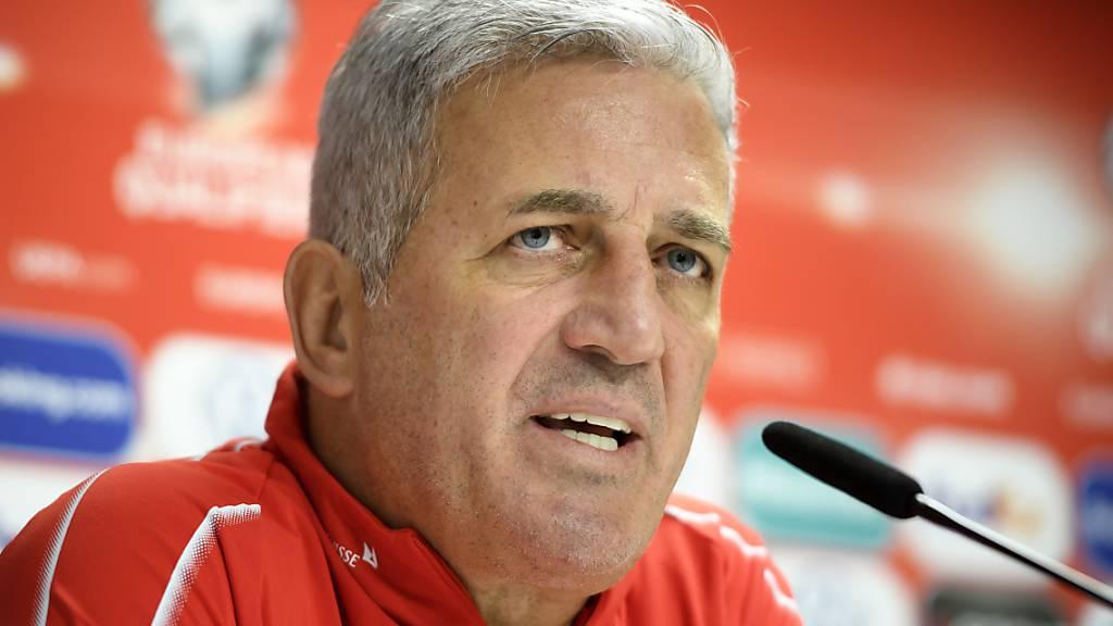Vladimir Petkovic qualifizierte sich mit der Schweiz für drei Endrunden in Folge