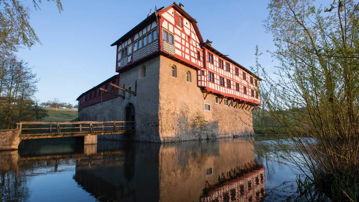 Schloss Hagenwil ist kulturelles Zentrum und bietet eine vielfältige Küche.