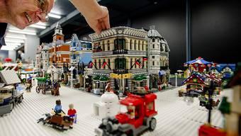 Lego City zählt zu den beliebtesten Serien des dänischen Bauklötzchen-Herstellers. (Archivbild)