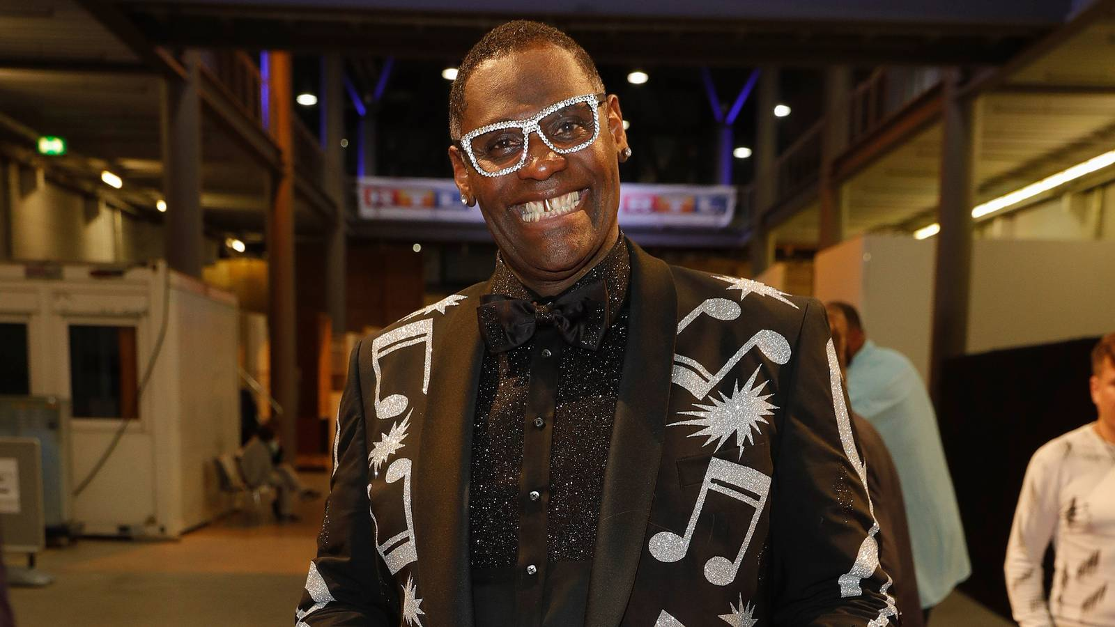 Ex-DSDS-Star Alphonso Williams (© Getty Images)