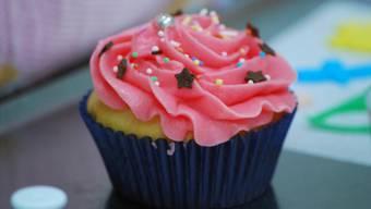 Wem läuft da nicht das Wasser im Munde zusammen – Cupcakes schmeicheln hauptsächlich dem Auge. RAPHAELA GLÄTTLI-GYSI
