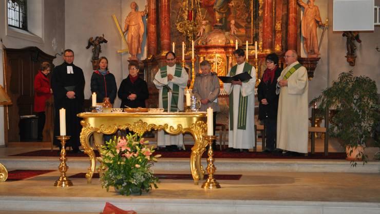 ökumenische Vielfalt hautnah erlebt
