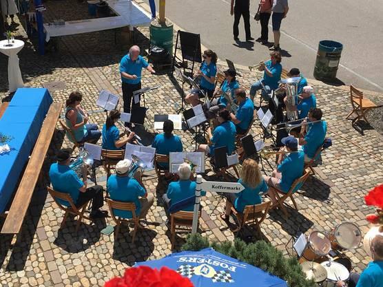 Mit attraktiven Konzerten und Ständeli will die MG Regio Wi-Wa neue Mitglieder anlocken.