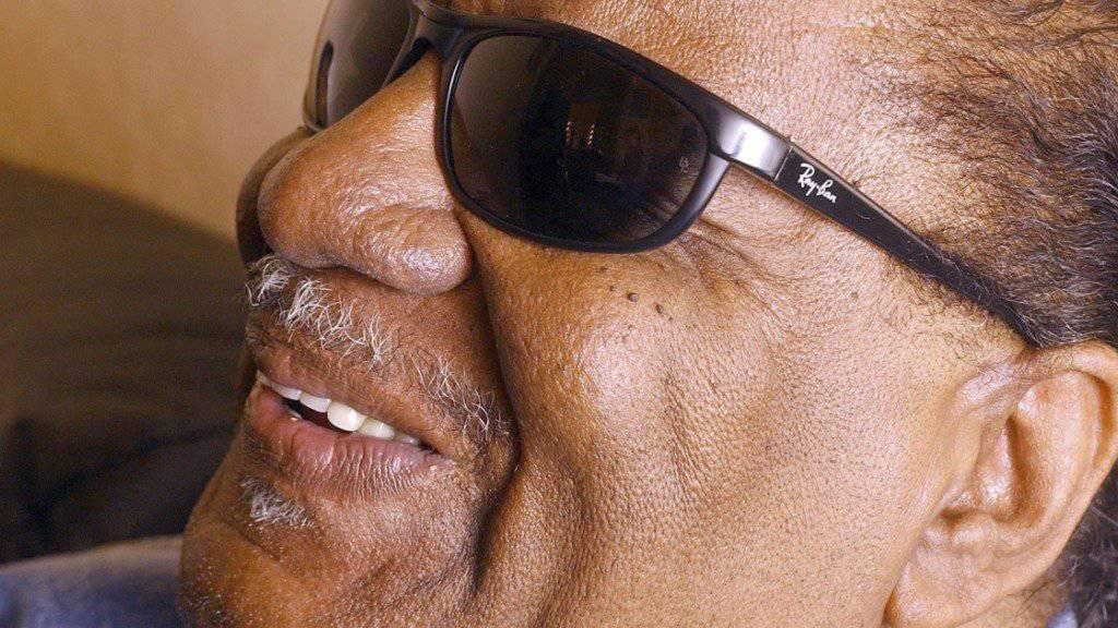 Der US-Sänger Clarence Fountain ist am Sonntag in einem Spital verstorben. (Archivbild)