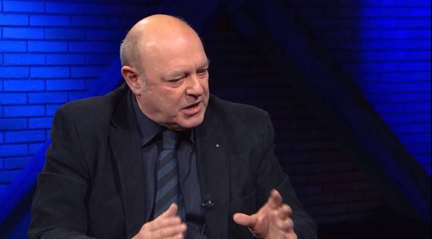 Schawinski-Eklat: Markus Gilli (Bild) diskutiert mit Sonja A. Buholzer, Ulrich Giezendanner und Kaspar Loeb in der Sendung SonnTalk