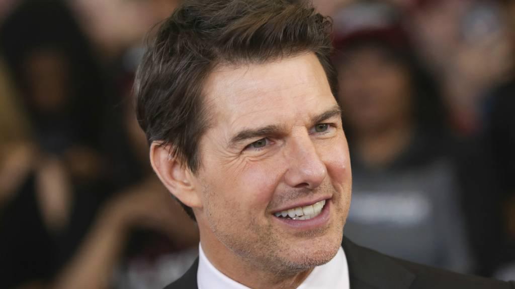 In Rom beginnen am morgigen Dienstag die Dreharbeiten für«Mission Impossible 7» - mit dabei Tom Criuse. (Archivbild)