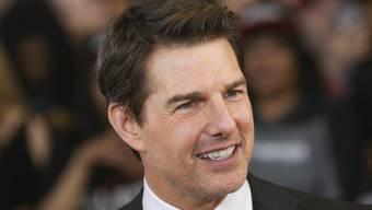 """In Rom beginnen am morgigen Dienstag die Dreharbeiten für""""Mission Impossible 7"""" - mit dabei Tom Criuse. (Archivbild)"""