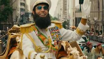 Filmtrailer zu «The Dictator» mit Sasha Baron Cohen