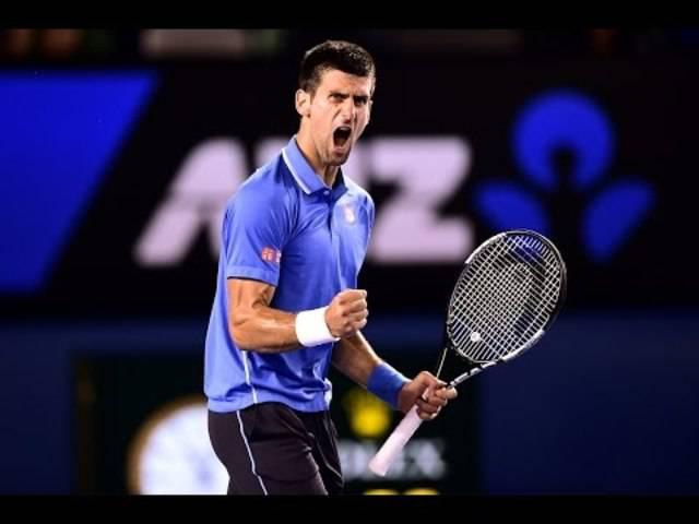 Matchball: Djokovic besiegt Wawrinka am Australian Open 2015