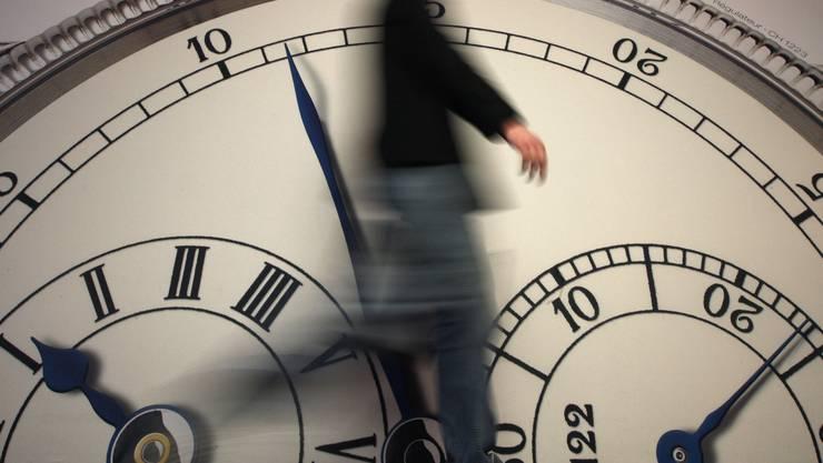 Am 1. Juli um 1.59 Uhr 59 wird es zweimal die Sekunde 60 geben.