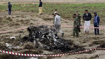 Bereits am Sonntag waren 16 Menschen durch eine Autobombe getötet worden.