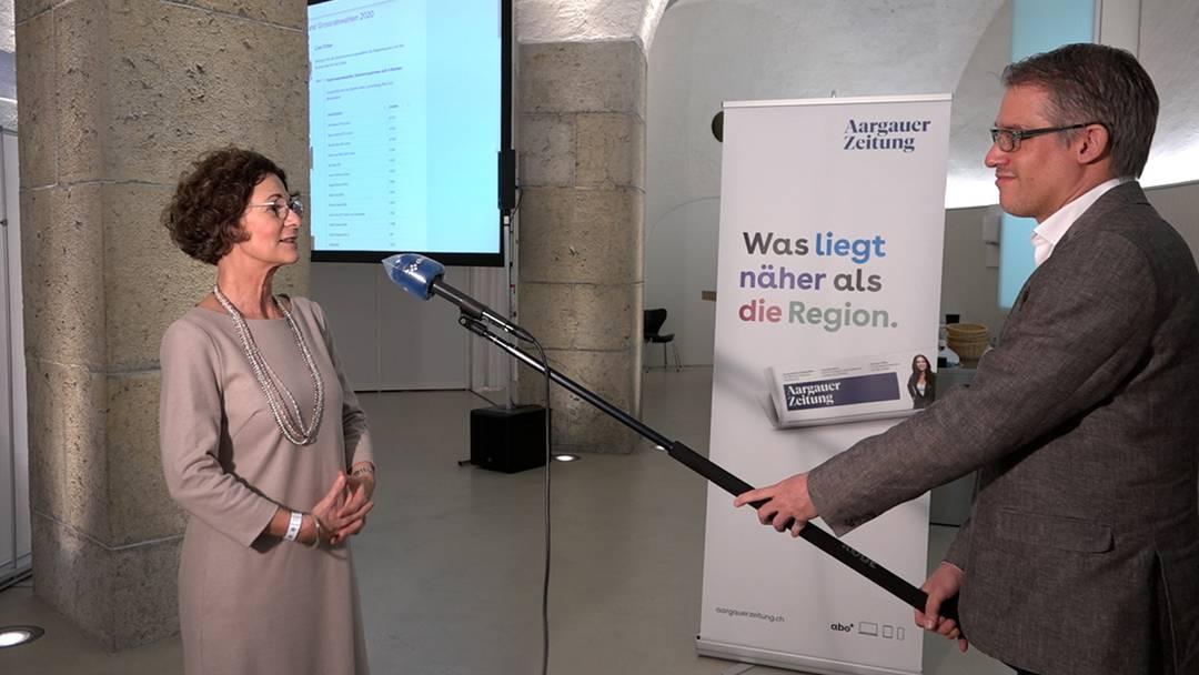 Wahlen Aargau 2020: Sabina Freiermuth, FDP-Fraktionschefin im Interview