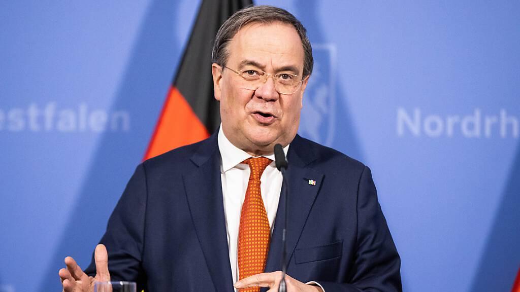 Laschet in Briefwahl als CDU-Vorsitzender bestätigt