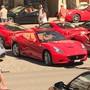 Der Grossauflauf der Luxus-Autos im Video.