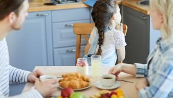 BU: Kindlicher Trotz kann Eltern zur Weissglut treiben – da gilt es, Ruhe zu bewahren.