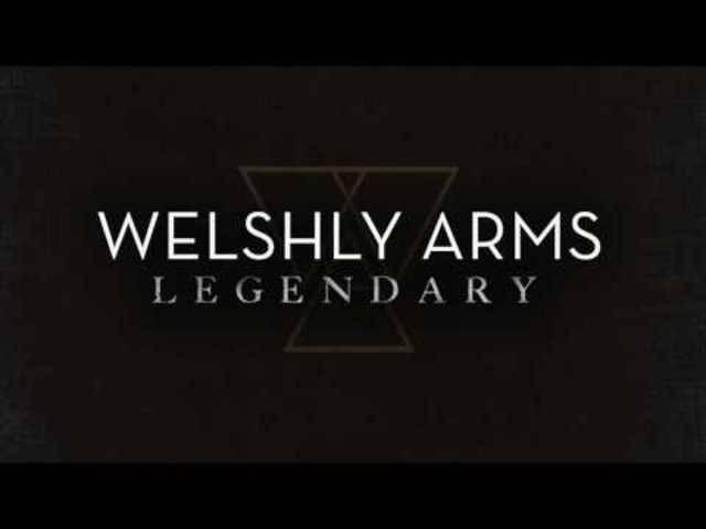 Legendary von Welshly Arms – das Lied von Davide Callà.