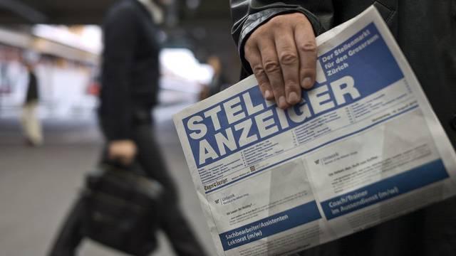 Die Arbeitslosenquote in beiden Basel bleibt im Januar stabil. (Symbolbild)