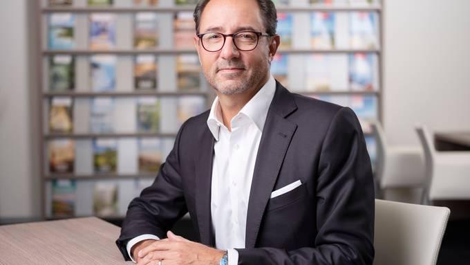 Hotelplan-Chef Thomas Stirnimann ist von der Swiss masslos enttäuscht: «Von der Swiss kommt nichts. Null.»