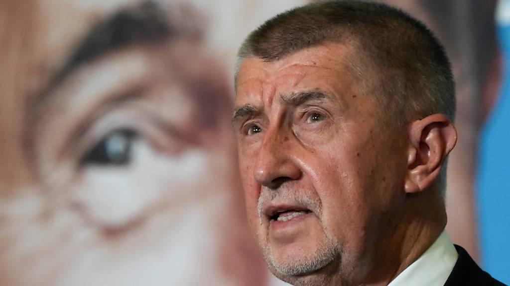 Wahl in Tschechien: Regierungschef Babis erleidet Niederlage