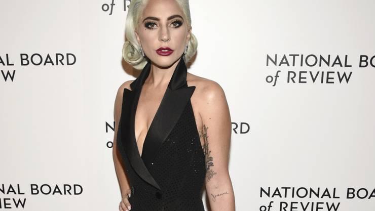 Bezeichnet ihre Zusammenarbeit mit R. Kelly als Fehler: Sängerin Lady Gaga. (Archivbild)
