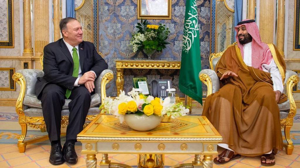 USA und Saudis wollen gegen Iran vorgehen