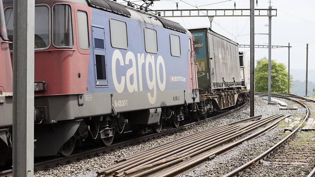 SBB Cargo will die Überprüfung von schwach frequentierten Bedienpunkten für den Einzel-Wagenladungsverkehr schneller vorantreiben als zunächst geplant. (Themenbild)