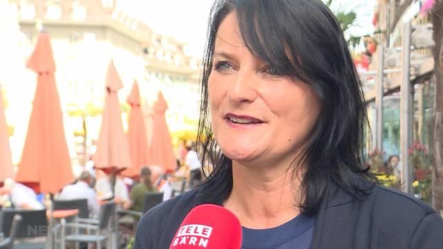 Christine Häsler will ins Regierungsratsrennen