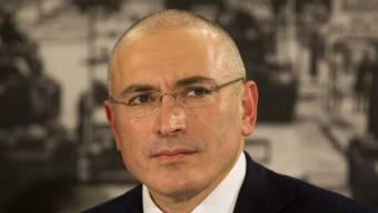 Michail Chodorkowski in Berlin (Archiv)