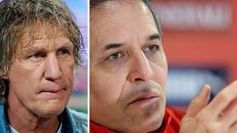 Hitzfelds Nachfolger-Kandidat Marcel Koller wird nicht Nürnberg-Trainer: Der Bundesligist verpflichtet den Holländer Gertjan Verbeek (links)