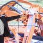Der Industriekonzern Bucher - im Bild CEO  Jacques Sanche - ist in den ersten neun Monaten weiter gewachsen. (Archivbild)