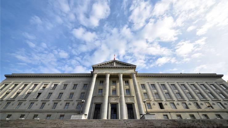 Das Bundesgericht in Lausanne hat die Rückbauverfügung der Aargauer Behörden gutgeheissen. (Keystone)