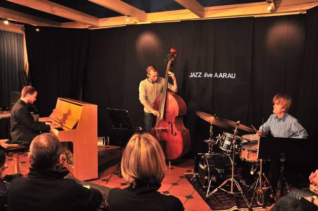 Hammer-Jazz in der Spaghettifabrik