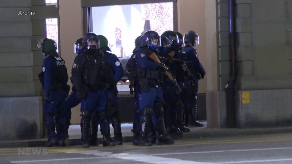 Polizeikorps wegen Demos stark unter Druck: Verband will mit ausserkantonaler Verstärkung Überbelastung verhindern