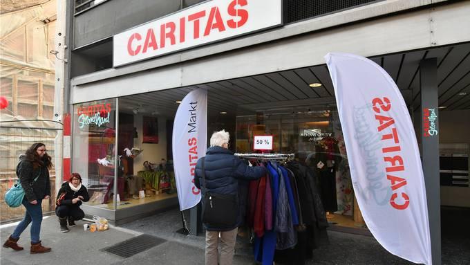 Der Caritas-Markt in Olten kann nicht länger weitergeführt werden. (Archiv)